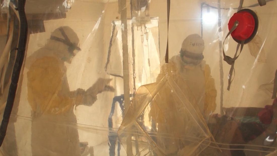 Ebola outbreak in Congo is a public health emergency of international concern, WHO says - CNN
