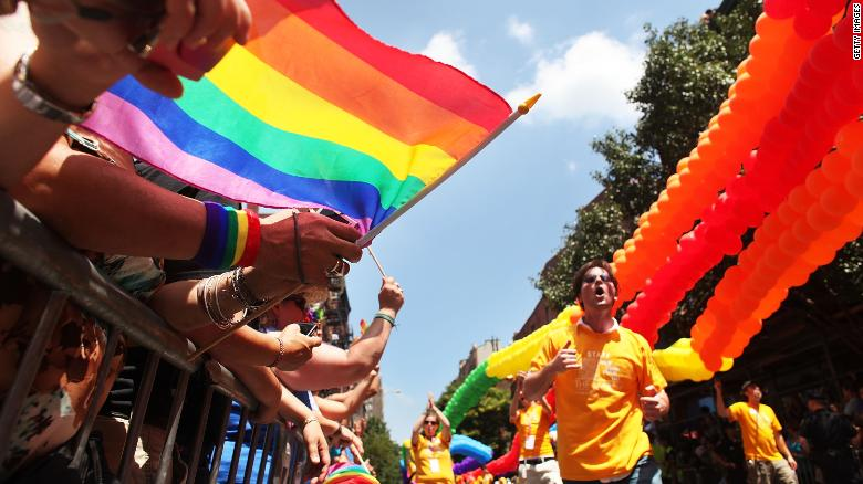 Over one lakh people participate in New York Pride parade