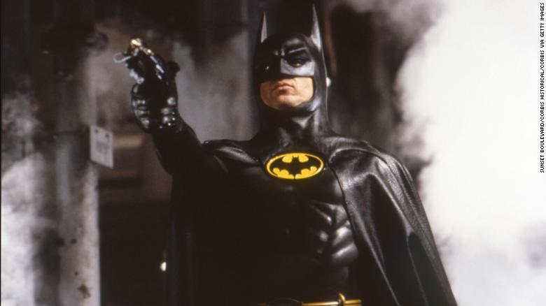 Is Michael Keaton the new Batman? Not so fast