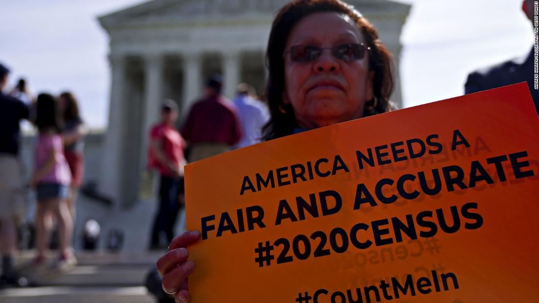 Census-citizenship case: Supreme Court may once again affirm 'white rule' - CNN