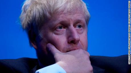 Boris Johnson under pressure to explain police incident