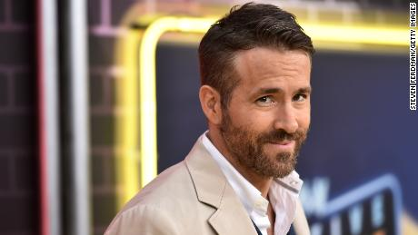 Ryan Reynolds has sold his Aviation American Gin brand. (Photo by Steven Ferdman/Getty Images)