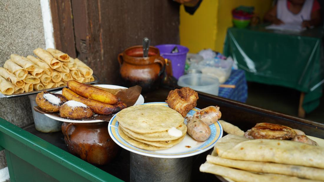 What to eat in Guatemala
