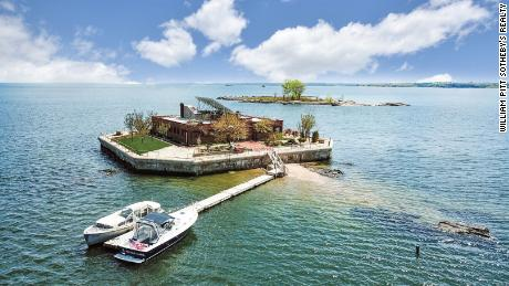 You can buy this private island near NYC for $13 million