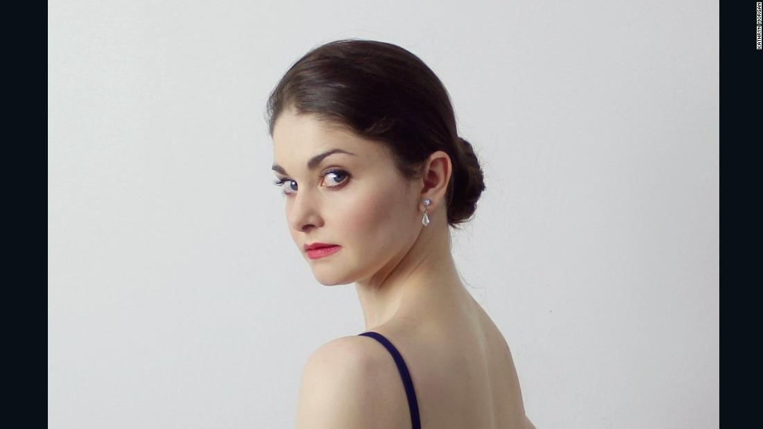Doctors couldn't explain why an acclaimed ballet dancer was ill. Finally, she's resurrecting her career - CNN