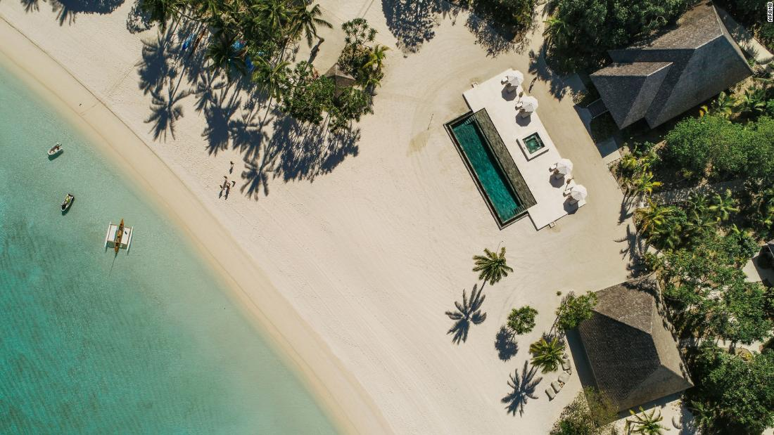Lavish properties from Airbnb Luxe
