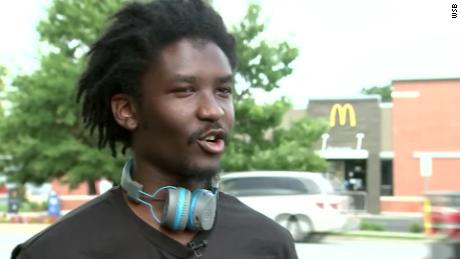Community helps homeless McDonald's employee after Facebook shaming
