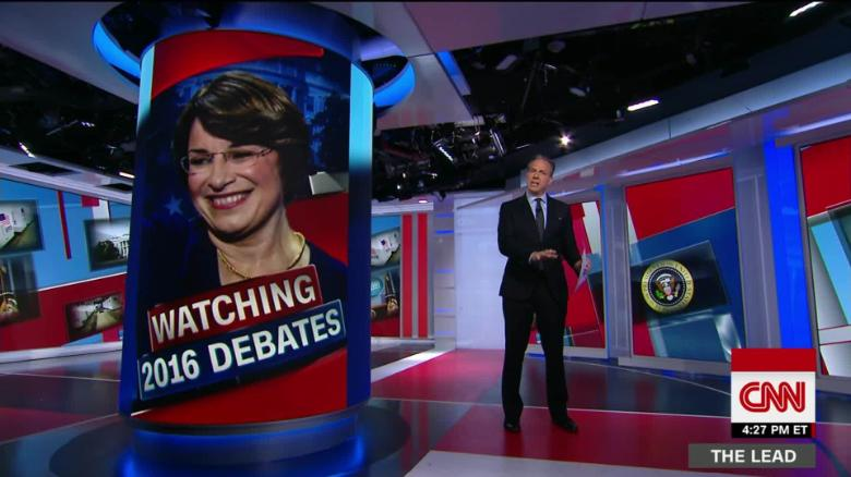 Readers' guide to the first Democratic debate