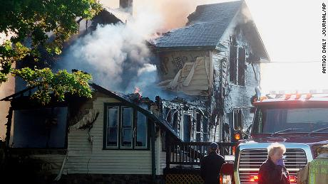 Fire at multi-family building kills 6, including 4 children: Coroner