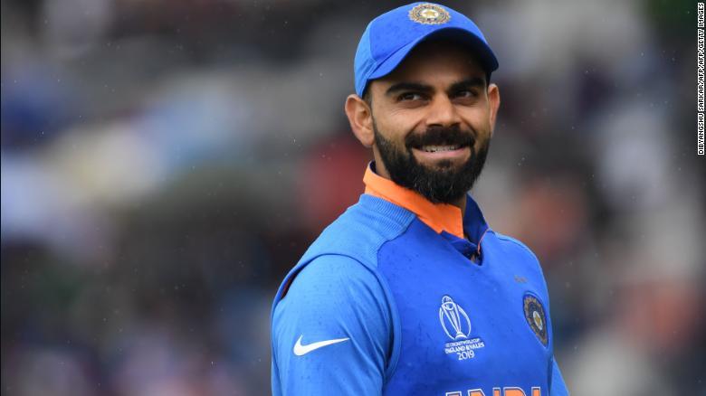 ICC CWC'19: Virat Kohli surpasses Tendulkar and Lara