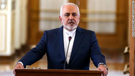 US holds off on sanctions on Iranian foreign minister
