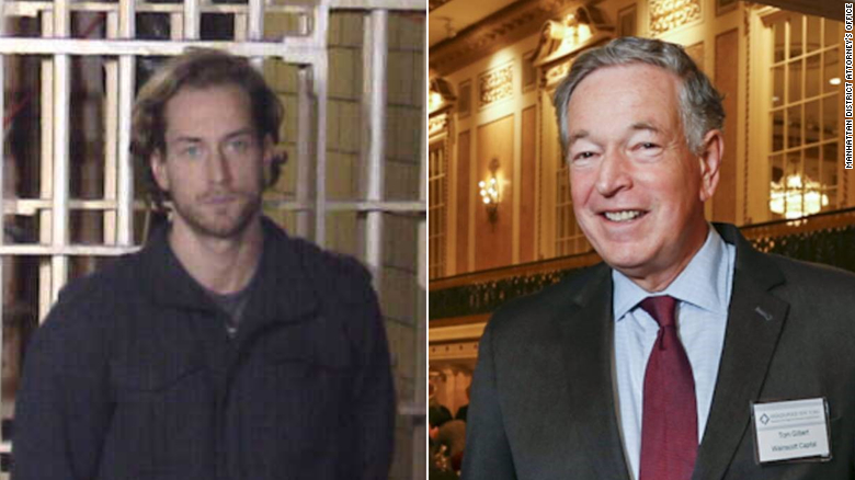 Princeton grad gets maximum sentence in killing of hedge-fund father