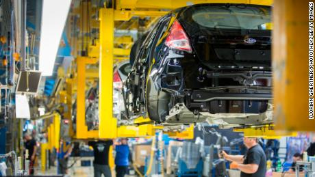 Ford is cutting 12,000 jobs as part of its European overhaul