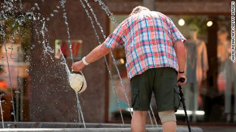 How your health is at risk during a heatwave