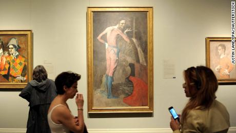 Picasso sold by German Jewish businessman to fund escape from Nazis to stay at New York's Met