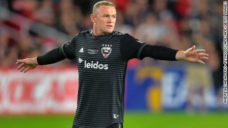 Wayne Rooney joined DC United in June 2018.