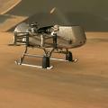 NASA's Dragonfly rotorcraft-lander