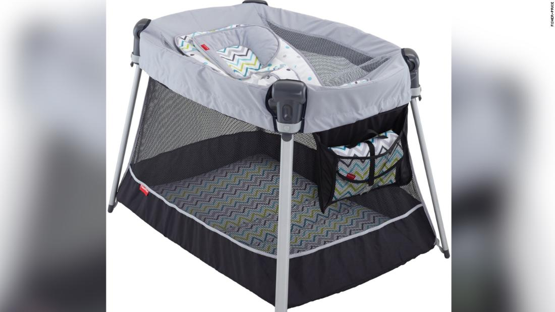 Fisher-Price recalls 71,000 infant inclined-sleepers accessories - CNN