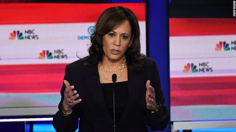 Frustrated Kamala Harris: Americans Want Food, Not Food Fights