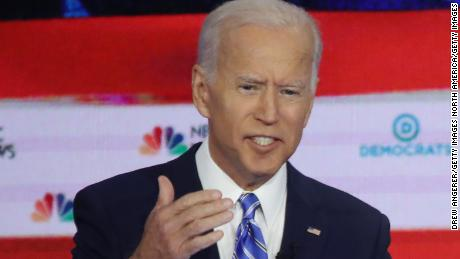 Biden unveils criminal justice plan ahead of debate showdown with Harris, Booker