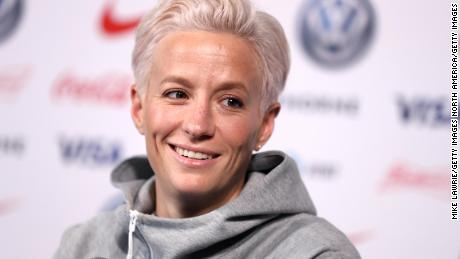 Megan Rapinoe: World Cup winner and campaigner for social justice