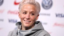 Megan Rapinoe: USWNT captain, World Cup winner and campaigner for social justice