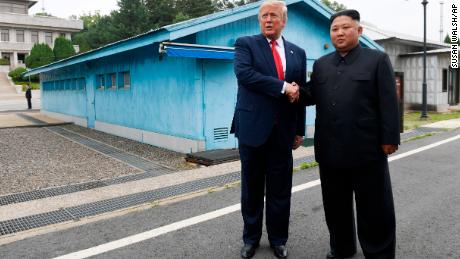 Trumpov DMZ sastanak s Kimom ubrzao je povratak diplomacije