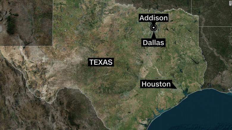 Plane crash in Texas kills 10