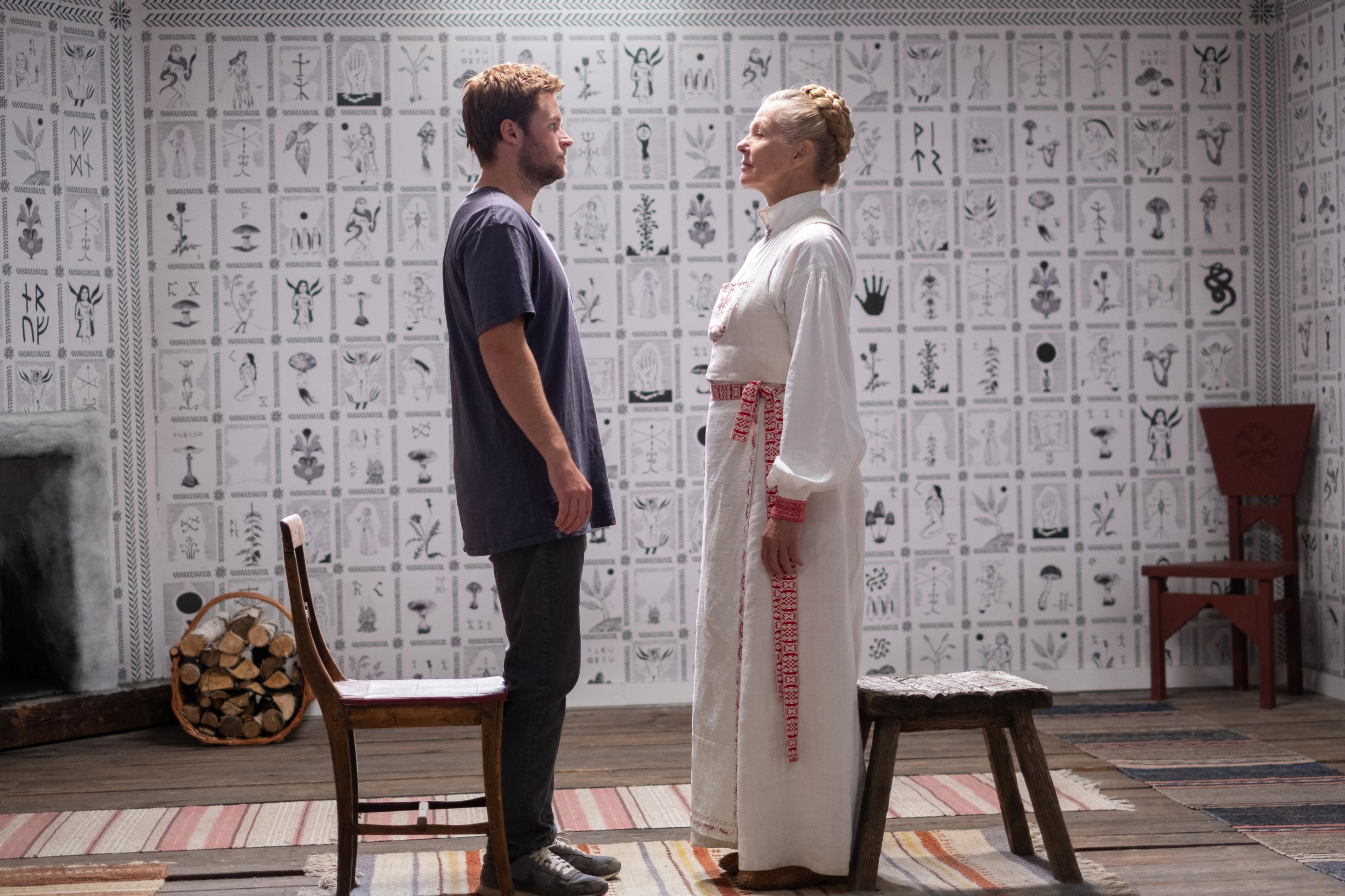 Ari Aster's 'Midsommar' drags pagan folk horror into 21st