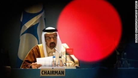 Saudi oil minister: Iran is threatening global energy supply