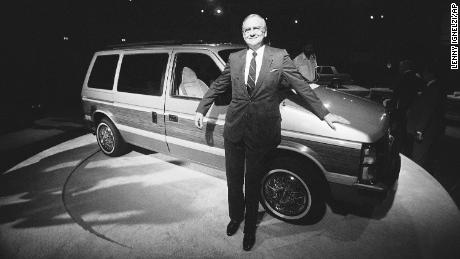 Lee Iacocca, auto industry leader, dead at 94
