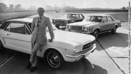 Lee Iacocca: The life of a rockstar CEO in pictures