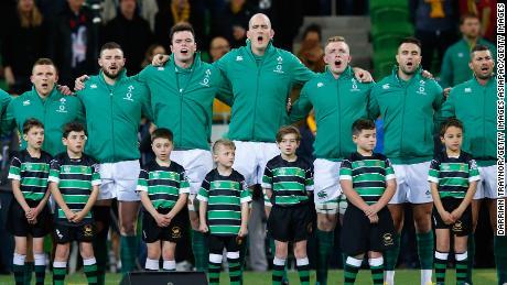 """""""Le plus grand spectacle de la ville"""" – comment le rugby a uni une Irlande divisée"""
