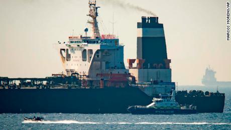 Adviser warns Tehran could seize UK oil tanker if Iranian ship not released