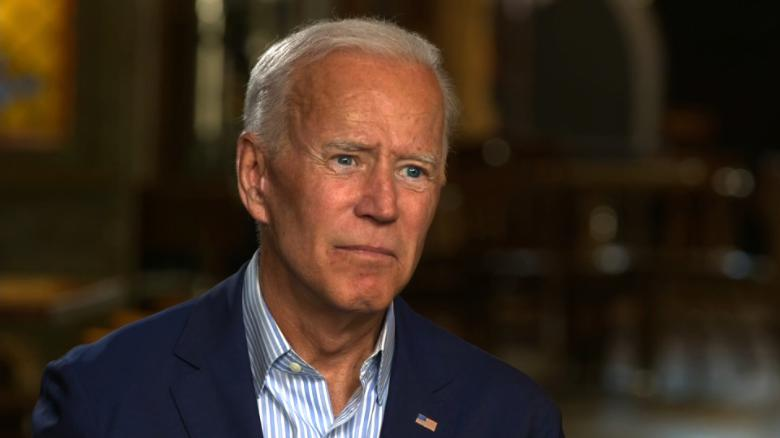 Biden says he was surprised by Harris attack at Democrats' debate