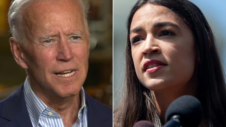 Democrat Ocasio-Cortez to lead Biden climate change panel with Kerry