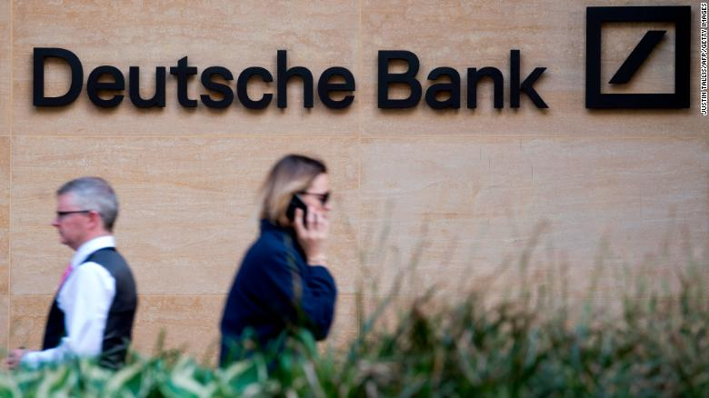 Deutsche Bank to Slash 18000 Jobs in Reshuffle