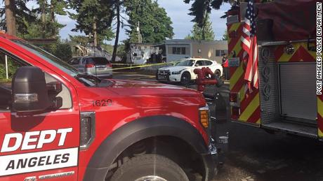 Multiple deaths in fire at Port Angeles home