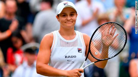 Wimbledon 2019: Ash Barty v Alison Riske, reaction