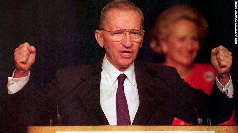 Ross Perot: billionaire who ran for president dies aged 89