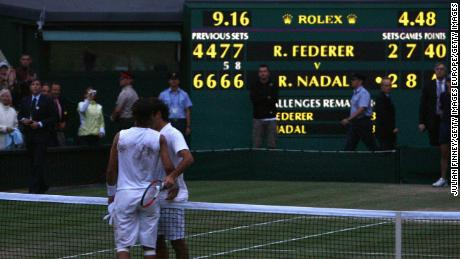 After their Wimbledon classic in 2008, Rafael Nadal and Roger Federer could meet again at Wimbledon.