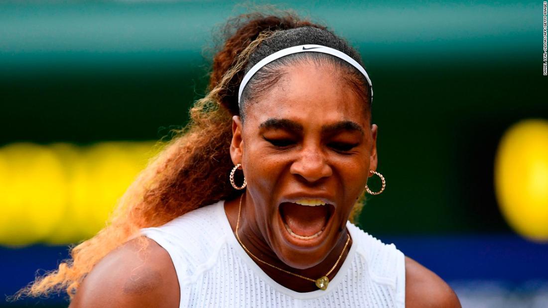 Serena Williams wrote to Naomi Osaka after US Open loss - CNN