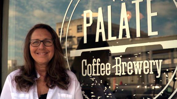 She was trafficked as a child  Now this survivor fights back through coffee