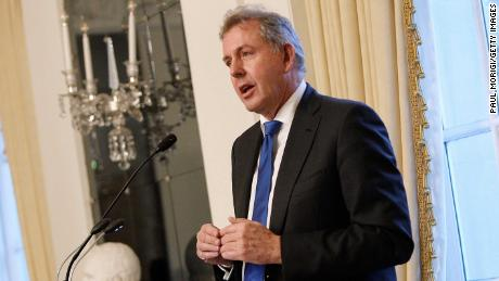 Diplomats express solidarity with UK ambassador's verdict on Trump