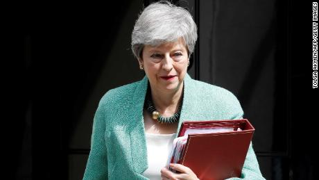 'No-deal' Brexit dealt blow by United Kingdom  parliament