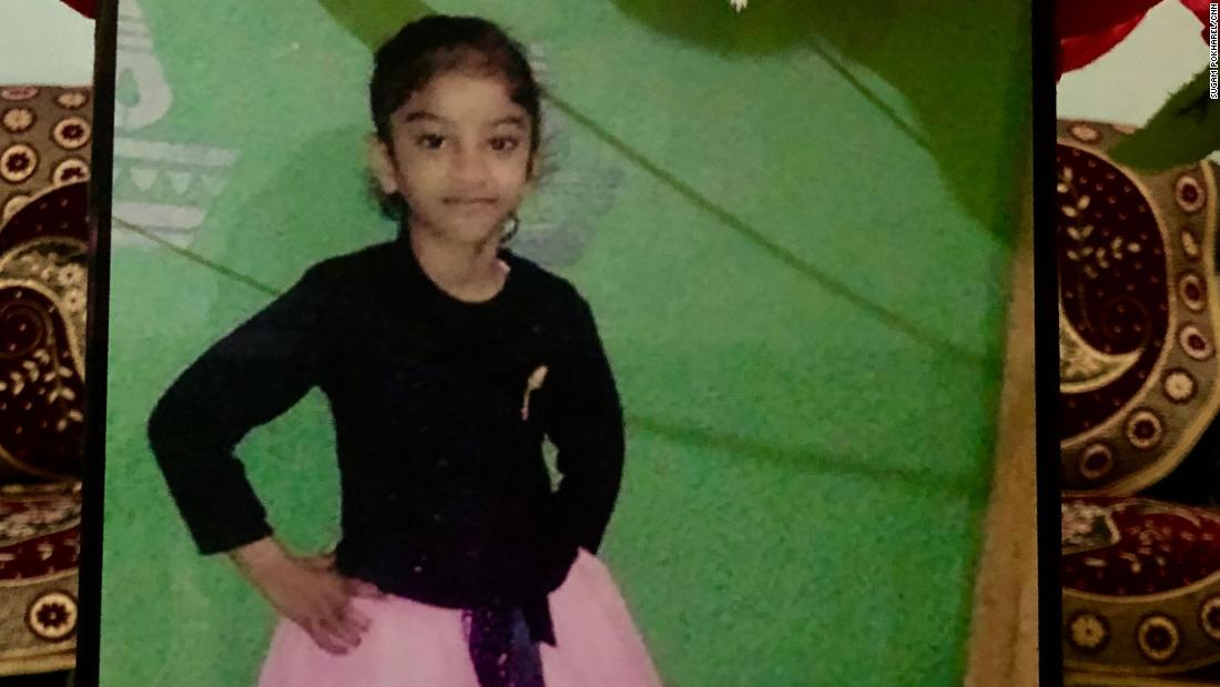 This 6-year-old from India died in the Arizona desert. She loved to dance and dreamed of meeting her dad - CNN