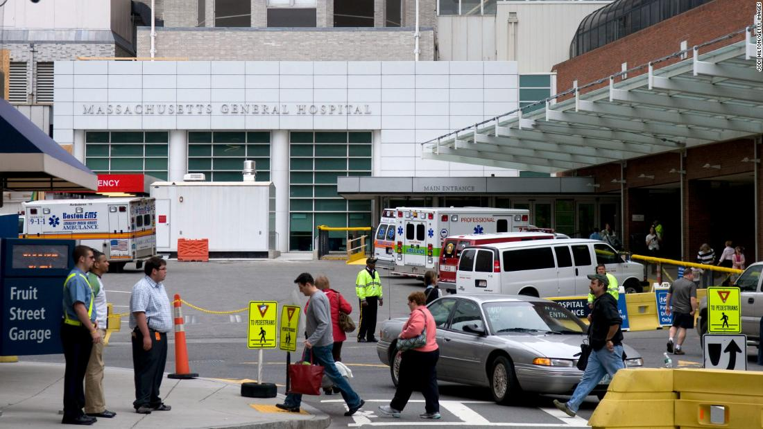 Boston EMT stabbed by a patient - CNN