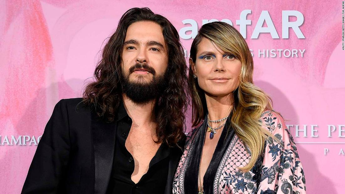 Heidi Klum is apparently the latest celeb to get married and not tell us - CNN
