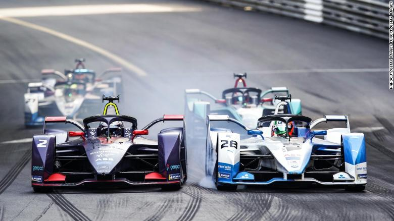 Formula E set for title showdown in NY