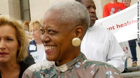 Police say activist Sadie Roberts Joseph was found dead Friday